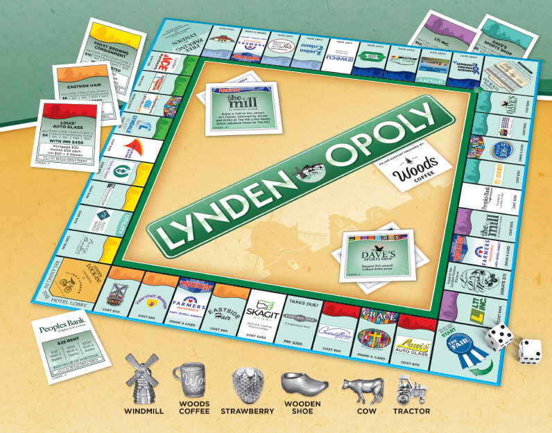 Lynden Monopoly