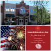 JULY 4 ~ OFFICE HOURS